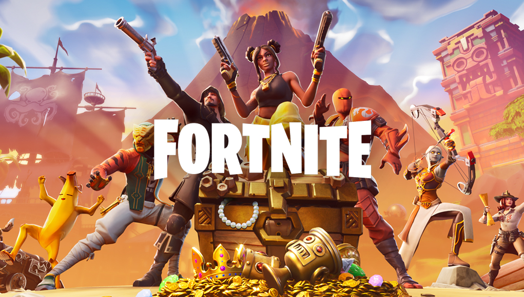 Fortnite season 8 has launched